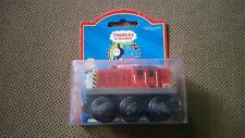 New in Box 2001 LC99174 Salty, Character Card Red Label Thomas Train Wooden