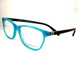 Rough Justice Eyeglasses Girlfriend Wine Tortoise Women Ladies 50-15-135 New