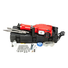 2200W Electric Demolition Jack Hammer Concrete Breaker Punch Chisel Bit 1900RPM