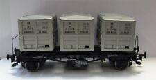 BRAWA 37153 Spur 0 Behälterwagen BTrhs30 DB III
