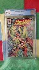 Valiant comic 12/1993 Magnus Robot Fighter Issue #31 CGC graded 9.6.