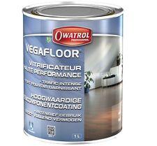 Sealer Polyurethane Monocomponent Trafic Intense Inc 5 L Vegafloor Owatro