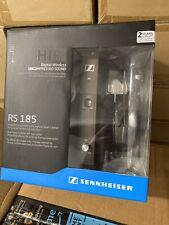 NEW IN BOX - SENNHEISER RS 185 DYNAMIC WIRELESS HEADPHONES