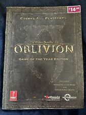 The Elder Scrolls IV: Oblivion Game of the Year Edition Official Strategy Guide
