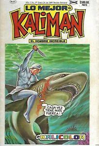 Kalicolor #67 - Enero 24, 1989 -  Mexico
