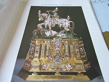 Munich archivado 4 arte 4074 estatuilla del HL Georg 1745
