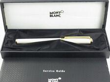 Montblanc Noblesse Oblige Ivory GT Rollerball Pen MINT
