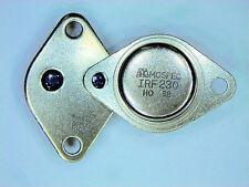 """IRF230 """"Original"""" Mospec FET Transistor 2  pcs"""