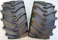 2 - 26x12.00-12 4P OTR Lawn Trac Tires Lug R-1 R1 PAIR AG 26x12-12