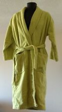 Vintage The Company Store Terry Cloth Robe Light Green Size S / M