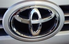 GENUINE TOYOTA TUNDRA WESTERN PACKAGE FRONT GRILLE EMBLEM OEM NEW 2014 AND NEWER