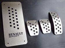 PEDALE RENAULT CLIO IV 4 DCI AUTHENTIQUE DYNAMIQUE ENERGY RS SPORT EXPRESSION