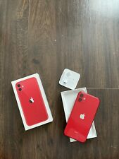 New listing Apple iPhone 11 - 64Gb - (Product) Red (At&T) A2111 (Cdma + Gsm)