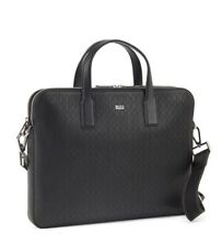 HUGO BOSS Crosstown L_S Doc C Leather Bag, Case/Briefcase/Laptop, BNWT RRP £499