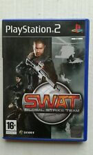 SWAT GLOBAL STRIKE TEAM SONY PLAYSTATION 2 PS2 PAL ITA COMPLETO +++OTTIMO+++