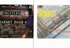 More details for 20 vintage beatles record cover postcards in great condition free uk p&p
