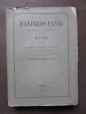 Manfredo Fanti Generale Vita Carandini Battaglia Magenta Solferino Civelli 1872