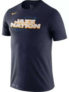 Utah Jazz Men's Nike Dri-FIT Mantra Tee - NWT - FREE SHIPPING!