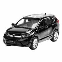 1:32 Honda CRV Diecast Alloy Sound&Light Pull Back Car Model Kids Toy