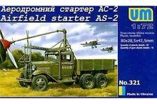 UNIMODELS 321 1/72 Airfield starter AS-2