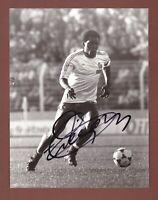 Marius Trésor .. Französischer Nationalspieler .. Signiertes Vintage Foto