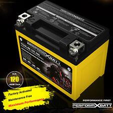 YT4L-BS 12V 4Ah AGM Battery Suzuki TS125R TS185 ER DR250S DR350S DR650R RGV250