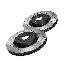 DBA dba42364s 4000 front T3 SLOTTED ROTOR FOR 09-15 Lotus EVORA (PAIR)