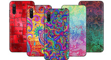 Color Rainbow Paisley Case For Samsung A10 A20 A30 A40 A50 A70 M20 M30 Note