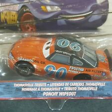 DISNEY PIXAR CARS THOMASVILLE RACING LEGENDS PONCHY WIPEOUT SAVE 6% GMC