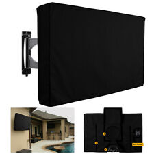 """Outdoor TV Cover Weatherproof Television Protector Fit30-58"""" LCD LED Flat Screen"""