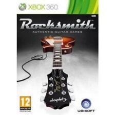 Rocksmith - includes Real Tone Cable (Xbox 360), Very Good Xbox 360, Xbox 360 Vi