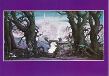 Big O Art Cards - Original 1970s - Six Rodney Matthews Cards [Ref # 2]