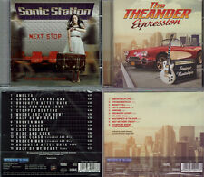 2 CD, sonic station-Next stop (+4) + theander expression-strange Nostalgia