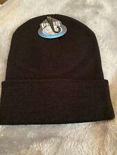 Pugs - Knit Hat - Black