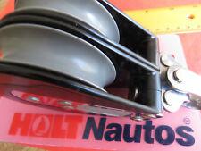 Holt Nautos 75mm Fixed Head Double Block – HT92124
