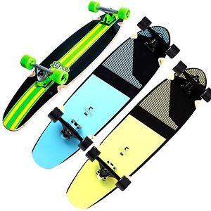 Longboard  Ram Blacker Lime  blau Oder No Rules Line Green  Skateboard  Neu
