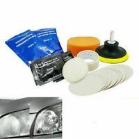 Pro Auto Scheinwerfer Politur Set Scheinwerfer Aufbereitungs Reparierwerkzeug