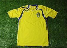 SWEDEN NATIONAL TEAM 2008/2010 FOOTBALL SHIRT JERSEY HOME UMBRO ORIGINAL SIZE S