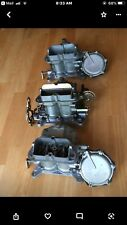 67 Corvette 427 3659 3660 TRI-POWER HOLLEY CARBURETORS 427/435 400 DATED 3X2 SET