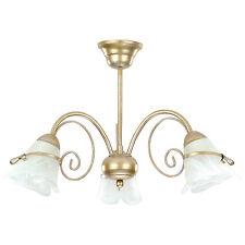 Designer Deckenleuchte Strahler Bogen Lampe Retro Salon Büro LED E14 Sheffield 3