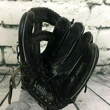 "Louisville Slugger Youth RHT 11"" Black Rob Ventura GMG Leather Baseball Glove"