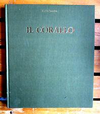 Liverino IL CORALLO esperienze di un corallaro Li Causi 1983 Torre Del Greco