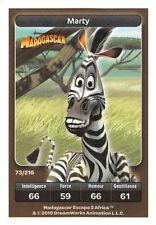 Carte Carrefour Dreamworks - Madagascar - Marty  Spéciale  N°73