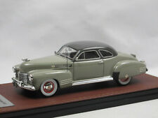 GLM - 1941 Cadillac Series 62 Coupe 2-Tone Gray 1:43 Limited Edition 100 pcs.
