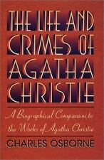 The Life and Crimes of Agatha Christie: A Biographical Companion to-ExLibrary