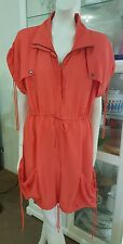 Wish Australia Tornado trench dress.Sz10.Soft viscose.Excellent condition