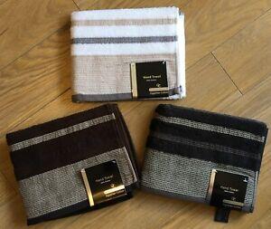 Gaveno Cavailia Luxurious Egyptian Cotton Hand, Bath Towels & Bath Sheets