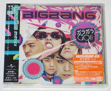 BIGBANG - ガラガラ Garagara GO!! (Japan 2nd Single) [JAPAN Version] Type-A
