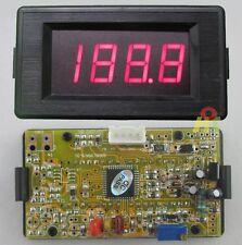 3½ DC 200mV Red LED Digital Volt Voltmeter Panel Power 6-15V