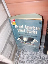Great American Short Stories, edited by Wallace and Mary Stegner, a Laurel Editi